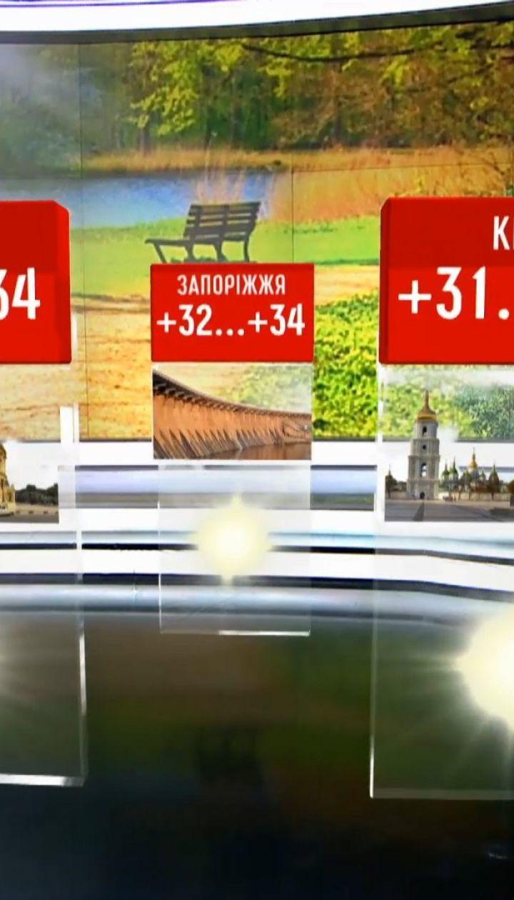 Спека набирає сили: температура по всій Україні перетне 30-градусну позначку