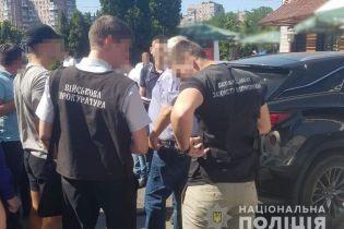Голову ОТО на Днепропетровщине задержали во время получения взятки в 25 тысяч долларов