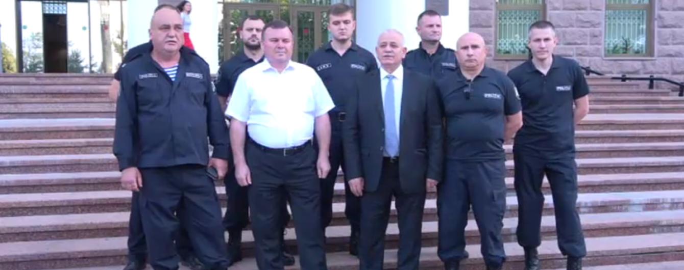 Група офіцерів МВС Молдови перейшла на бік нового уряду