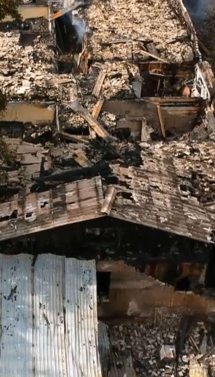 Траур огласили в Одессе из-за пожара в Центре психического здоровья