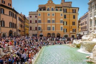У Римі спека призвела до сміттєвої кризи