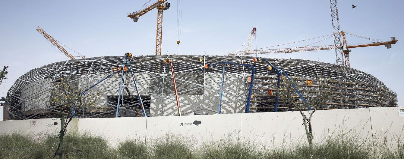1400 непальських робітників загинули під час будівництва стадіонів до ЧС-2022 у Катарі