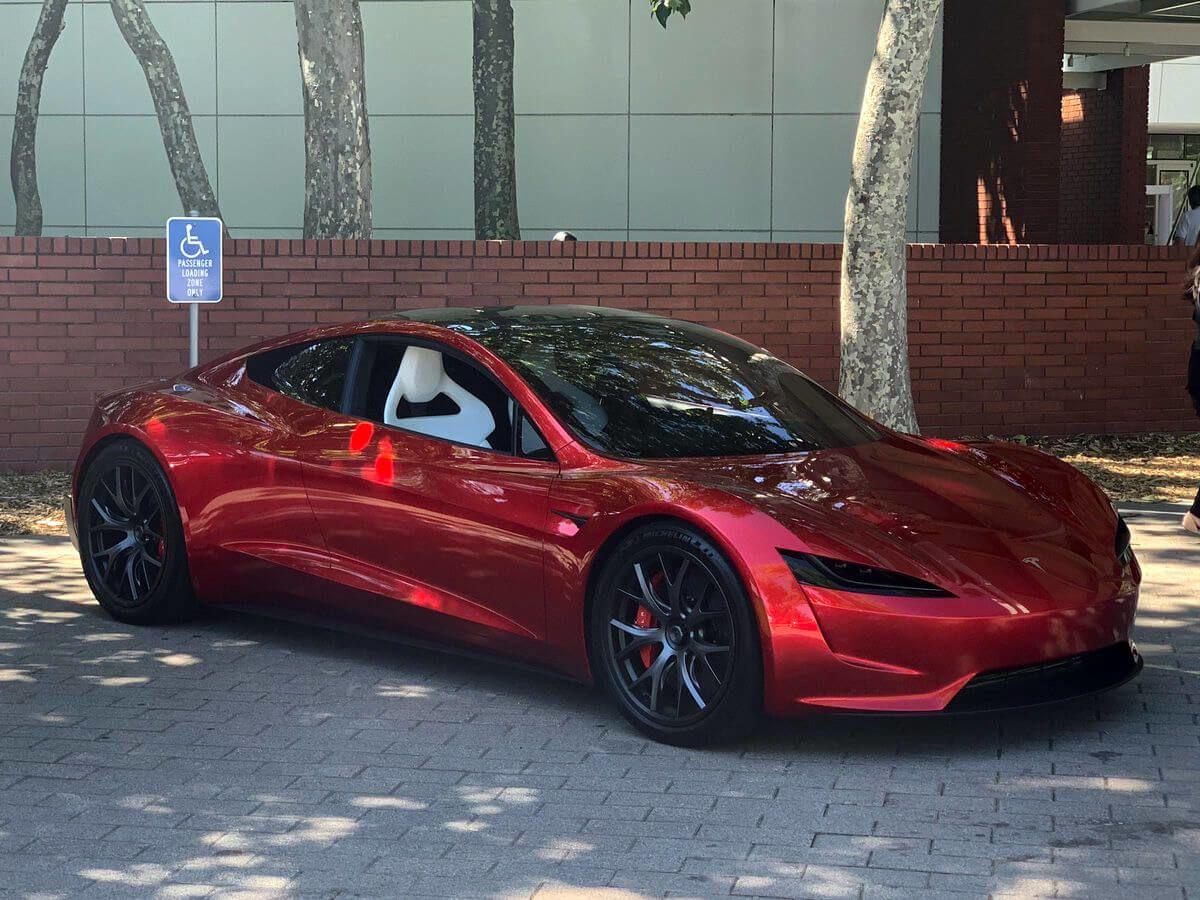 Tesla Model Y, родстер і Semi_5