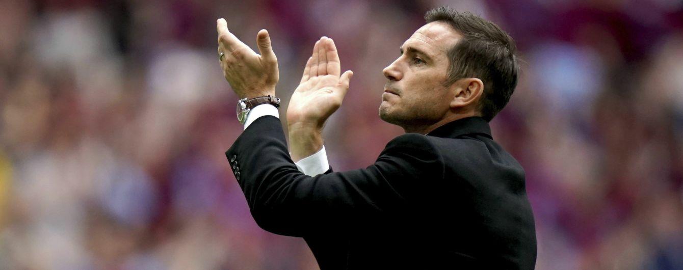 """Все ближче до дому. Лемпард провів переговори з босами """"Челсі"""" щодо контракту - Goal"""