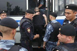 Затриманий у РФ під час акції українець залишив суд, пішов від копа та просто поїхав додому