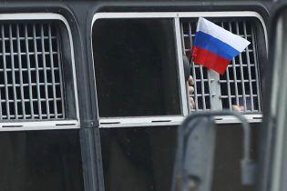 Російські тюремники анонсували проведення у Москві турніру з водіння автозаків у день масових протестів