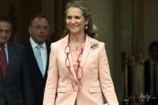 Вийшла у світ на підборах: принцеса Олена продемонструвала несподіваний аутфіт