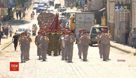На ротацію із зони ООС повернулись 400 бійців 80-ї бригади