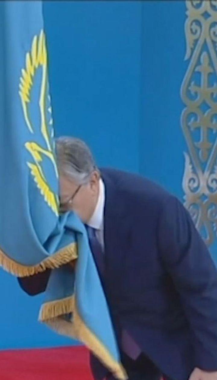 В Казахстане новый президент принял присягу