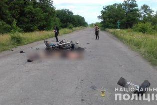 На Луганщині зіштовхнулися два мотоцикли – загинули троє 16-річних хлопців