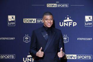 Мбаппе оригінально потролив ЗМІ за фейкові новини: Хочу бути воротарем