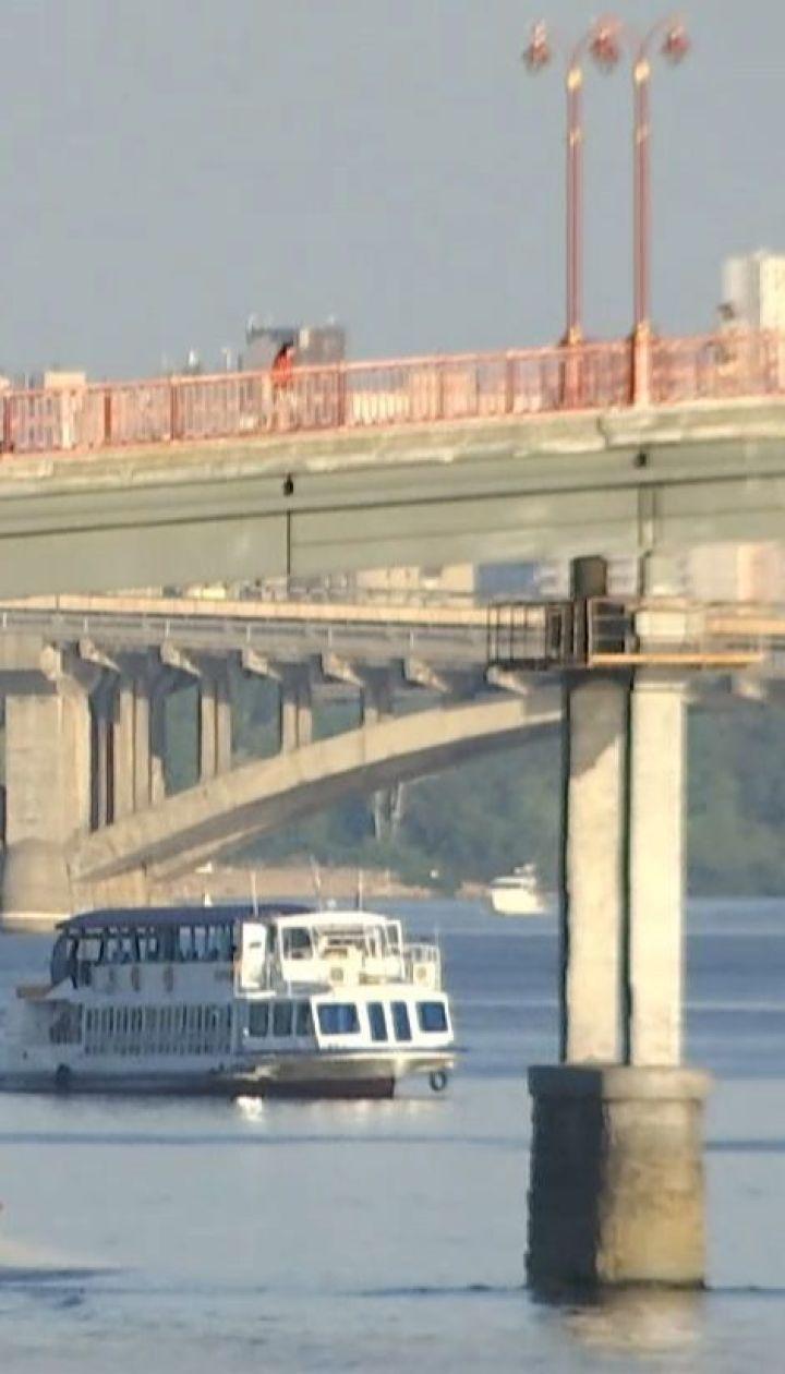 В Україні зростає кількість вантажних перевезень річковим транспортом