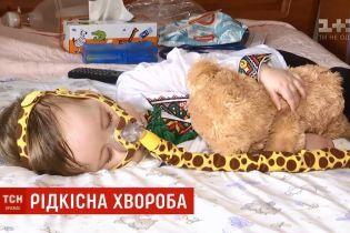 Тупик: в Украине больных СМА деток отправляют умирать домой, несмотря на существование в мире лекарств от болезни