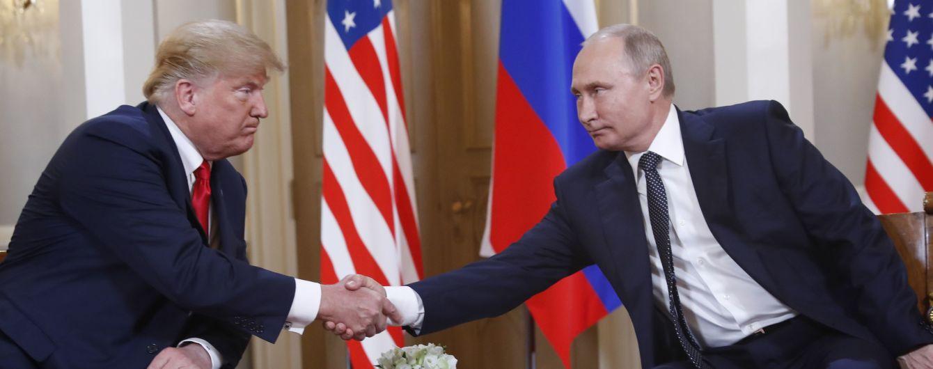 У Кремлі чекають на пропозиції США щодо зустрічі Трампа і Путіна
