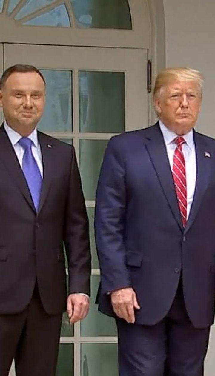 """У США розглядають можливість упровадження санкції через """"Північний потік-2"""""""