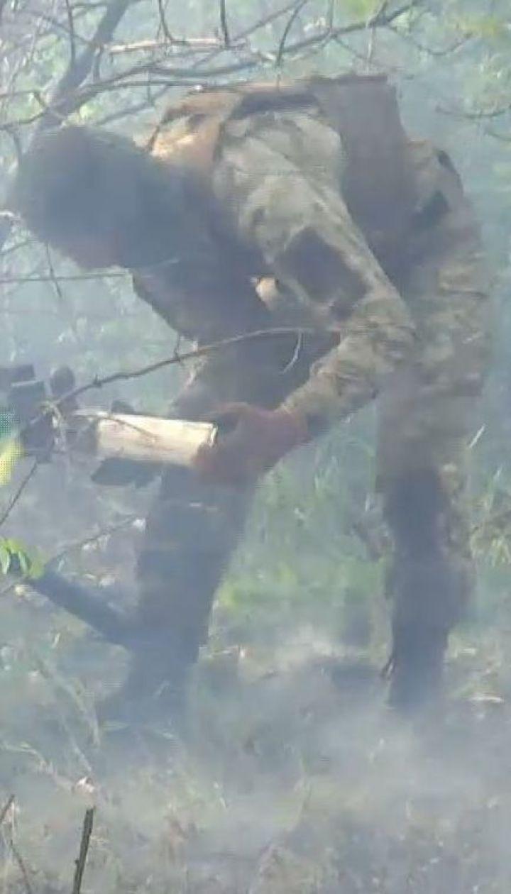 На Донбассе один военный получил ранение - штаб ООС