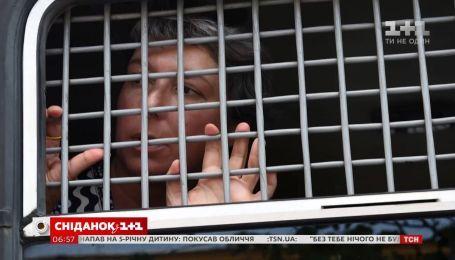 Полиция задержала более двухсот человек, пришедших на марш в поддержку журналиста Ивана Голунова