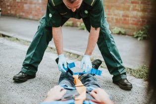 Лікар в один клік: в Україні з'явився мобільний додаток екстреного виклику допомоги