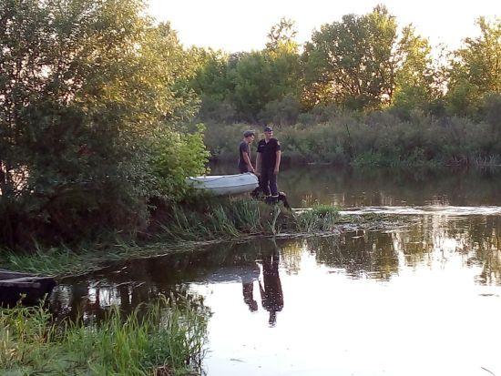 На Київщині другу добу шукають малюка, який втопився разом з мамою