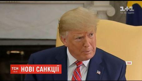 """Трамп заявил, что рассматривает возможность введения санкций против """"Северного потока-2"""""""