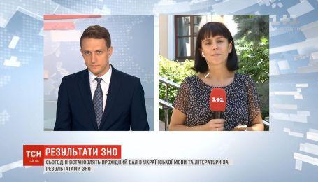 53 тысячи абитуриентов не сдали ВНО по украинскому языку и литературе