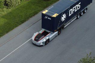 Беспилотные грузовики Volvo прошли серьезные испытания