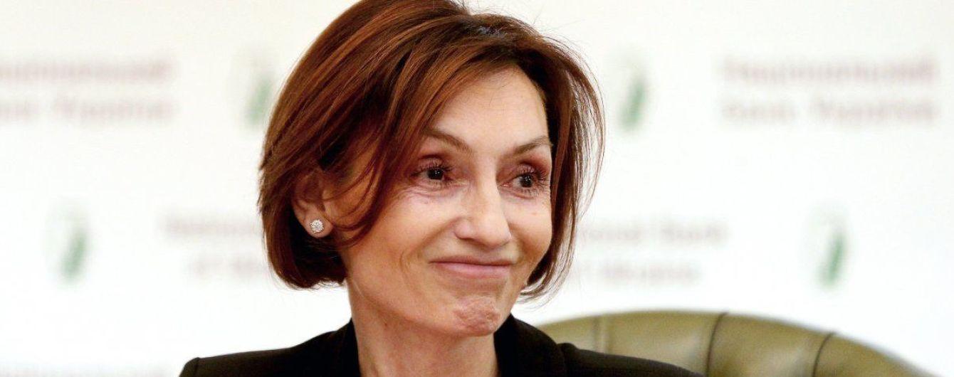 Баришівський райсуд заборонив виконувати обов'язки заступниці глави Нацбанку Рожковій