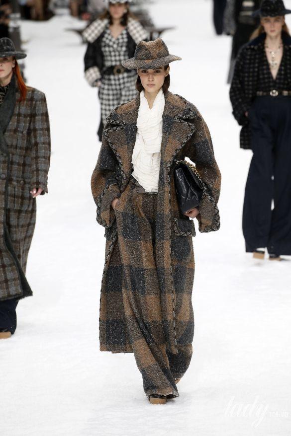 Коллекция Chanel прет-а-порте сезона осень-зима 2019-2020_5