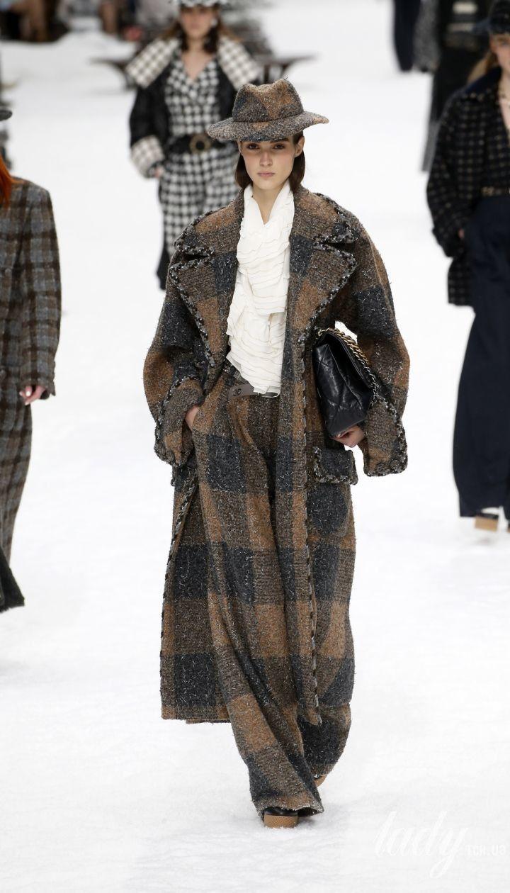 Колекція Chanel прет-а-порте сезону осінь-зима 2019-2020