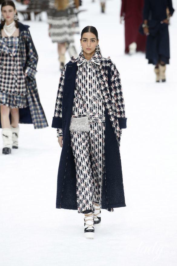 Коллекция Chanel прет-а-порте сезона осень-зима 2019-2020_32