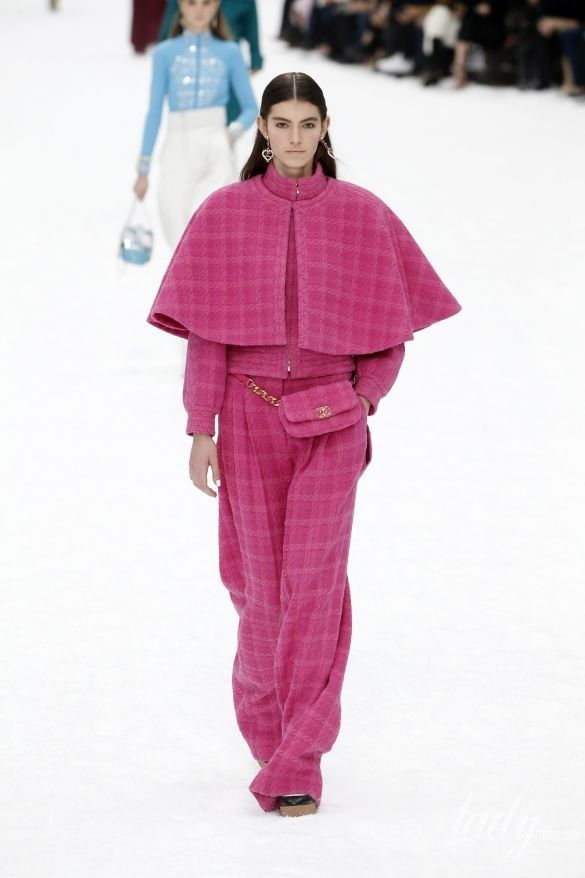 Коллекция Chanel прет-а-порте сезона осень-зима 2019-2020_41