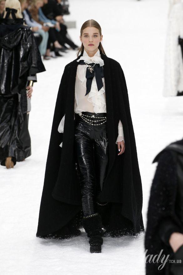 Коллекция Chanel прет-а-порте сезона осень-зима 2019-2020_59