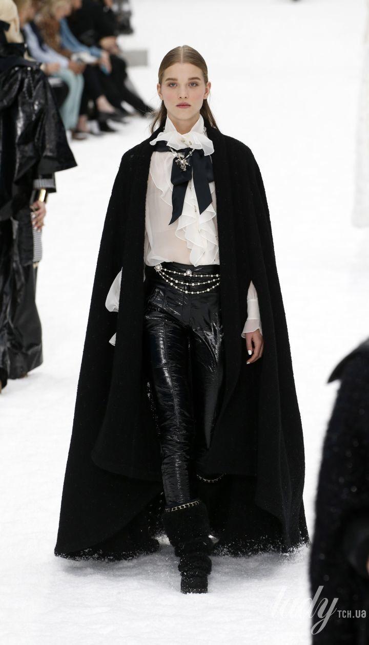 Коллекция Chanel прет-а-порте сезона осень-зима 2019-2020
