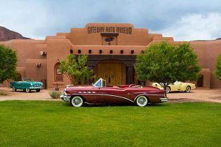 В Америке продают коллекцию старинных спорткаров с ранчо за $280 млн