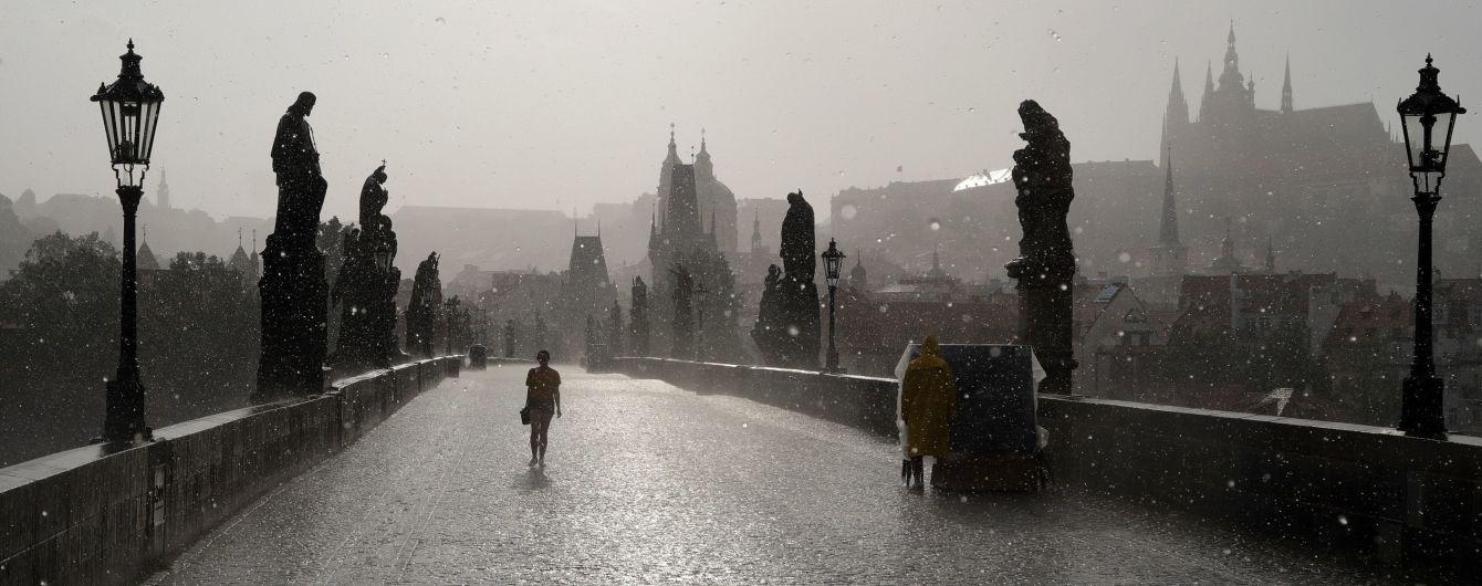 Кратковременные дожди и +26 градусов: погода на пятницу
