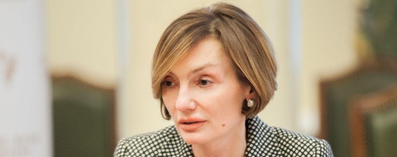 Заместитель главы Нацбанка отреагировала на решение суда об ее отстранении