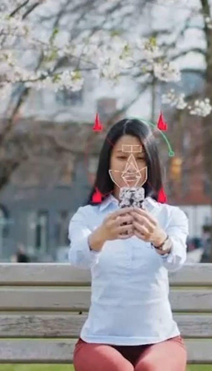 В Китае разработали приложение для смартфонов, которое с помощью селфи может измерить давление