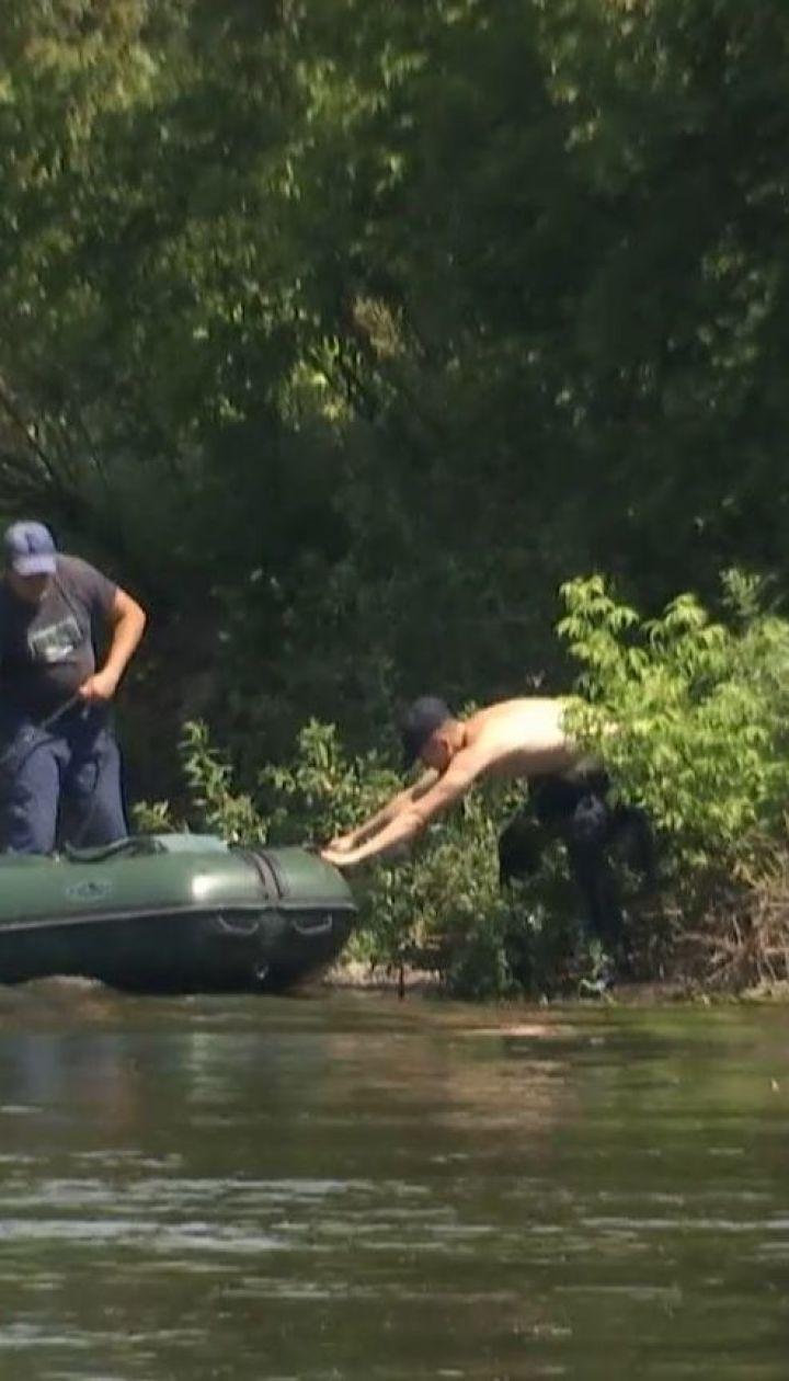У річці на Київщині потонули 5-річний хлопчик і його мама