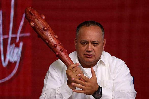 голова Національної асамблеї Венесуели, глава керівникої партії Діосдадо Кабельйо