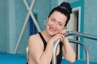 Снежана Бабкина показала, как выглядит на последнем сроке беременности