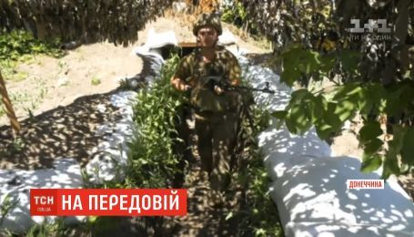 Військове просування: фактично вся Мар'їнка знову під українським стягом
