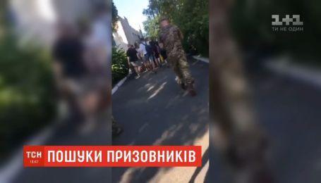 Работники военкоматов и полиция на улицах Киева ловили мужчин призывного возраста