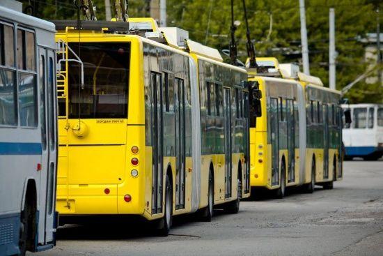 У Києві на місяць змінять маршрути тролейбусів. Нова схема руху