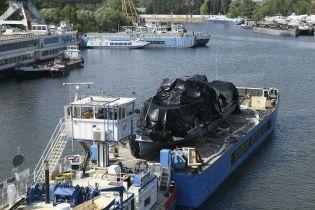 В Дунае в 110 км от места кораблекрушения в Будапеште нашли тело еще одного погибшего туриста