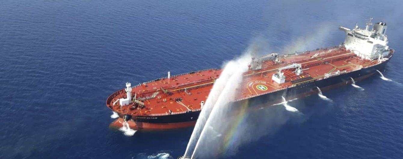 Иран угрожает Британии захватом танкера