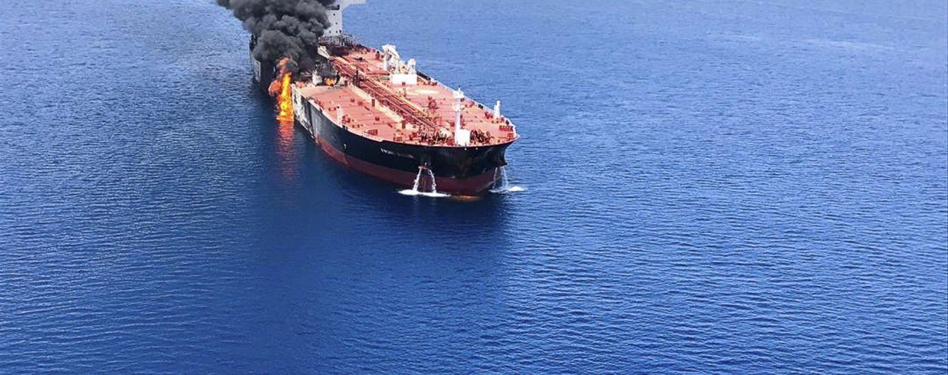 В Росії вибухнув нафтовий танкер. Є загиблі