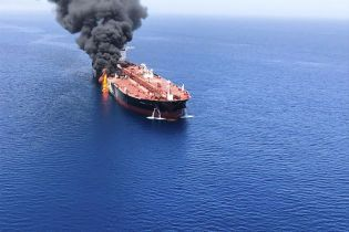 В России взорвался нефтяной танкер. Есть погибшие