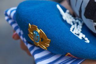 В Украине чествуют погибших в катастрофе ИЛ-76 под Луганском