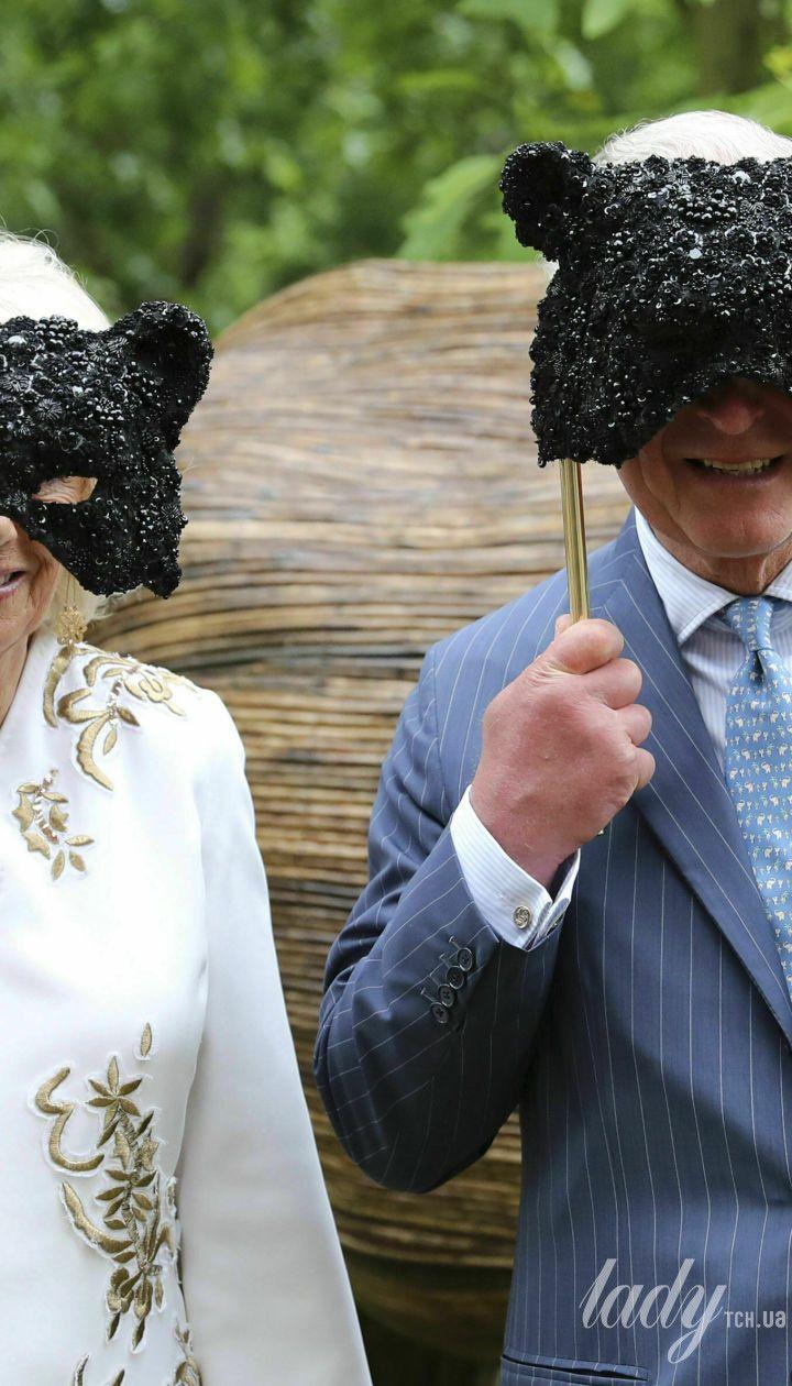 Герцогиня Корнуольська Камілла і принц Чарльз