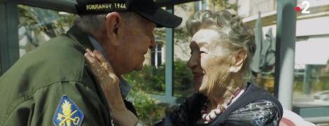Ветеран войны отыскал возлюбленную, с которой не виделся 75 лет